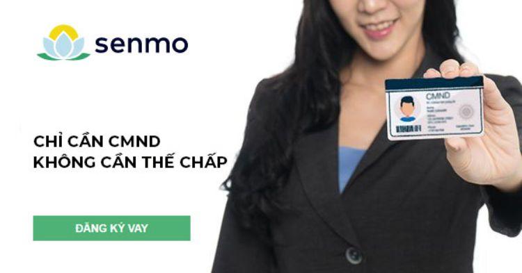 Ứng dụng vay tiền Senmo cho sinh viên