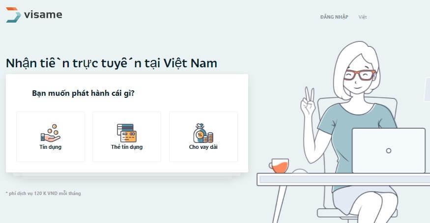 Cần vay gấp 15 triệu nên tìm tới app Visame