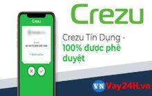 Ứng dụng vay tiền Crezu