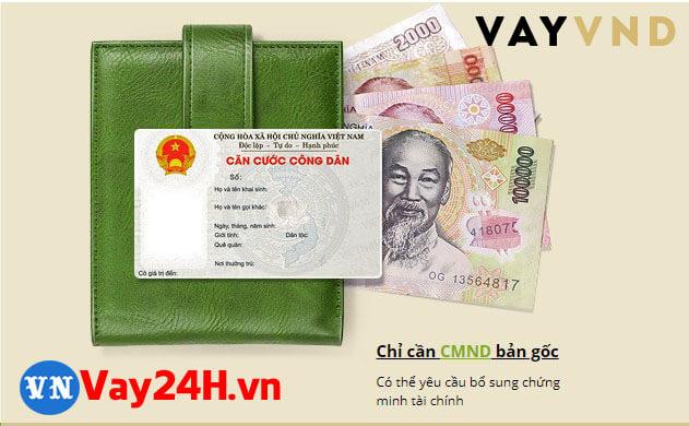 Vay tiền không thẩm định người thân với VayVND