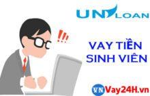 Vay tiền sinh viên Uniloan