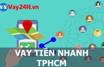 vay tiền nhanh tphcm online trong ngày