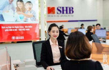 Thủ tục vay tín chấp ngân hàng shb
