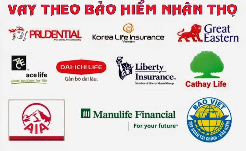 Vay tiền trả góp theo hợp đồng bảo hiểm nhân thọ