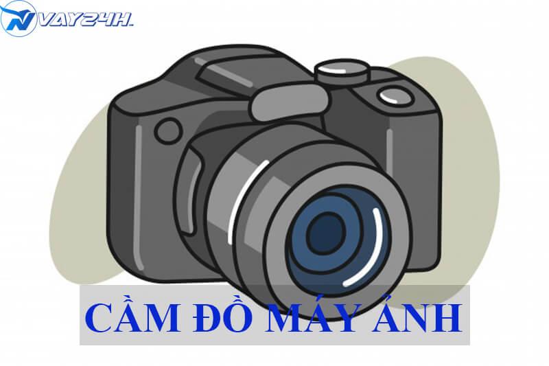 Dịch vụ cầm đồ máy ảnh giá cao
