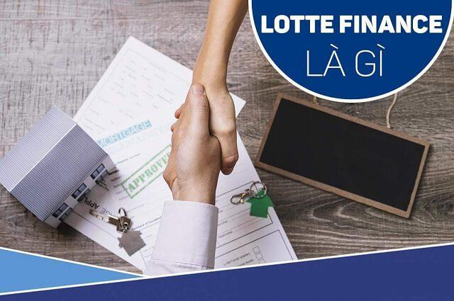 Lotte finance là gì