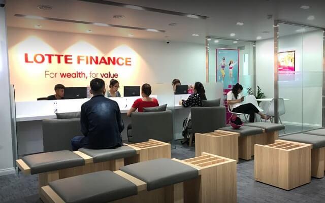 Quy trình giải ngân hồ sơ vay tiền tại Lotte Finance