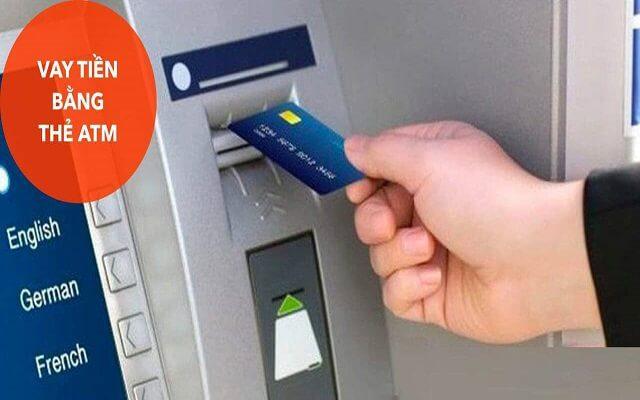 vay tiền qua thẻ atm là gì