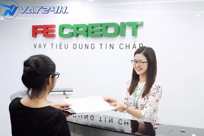 Cách vay tiền Fe Credit đơn giản nhanh chóng