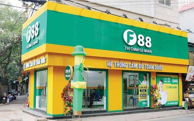 F88 là công ty gì?