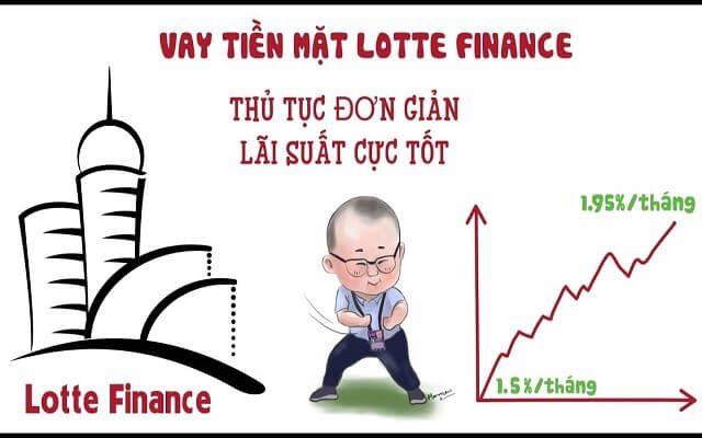 Điều kiện vay tiền tại Lotte Finance