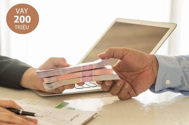 Hình thức vay 200 triệu tại ngân hàng dành cho khách hàng cần tiền gấp