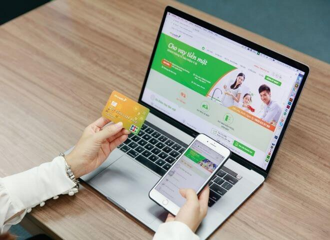 Hướng dẫn đăng ký vay tiền tại Mcredit