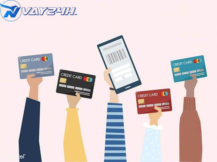 Quy trình vay thẻ tín dụng nhanh chóng