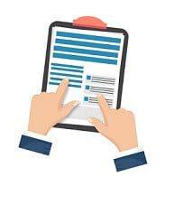 Tạo hồ sơ vay tiền online qua app ứng dụng