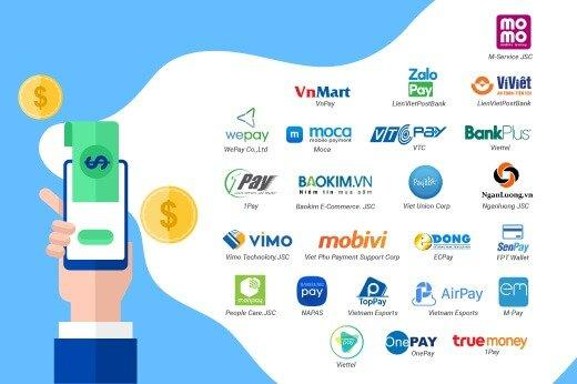Thanh toán hợp đồng vay tiền online nhanh bằng ví điện tử