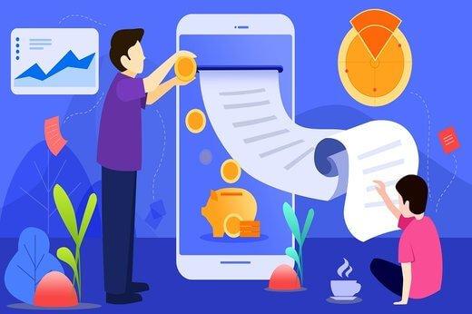Thanh toán hợp đồng vay tiền online nhanh tại các điểm thu hộ