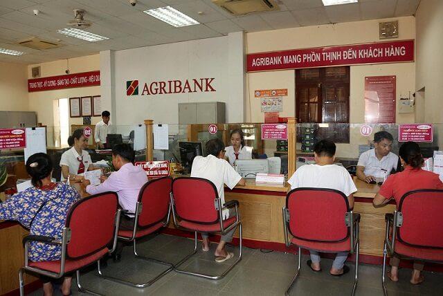 vay thấu chi tại ngân hàng Agribank