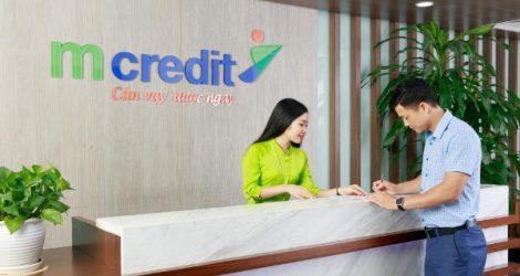 vay tiền theo sao kê tài khoản ngân hàng tại Mcredit