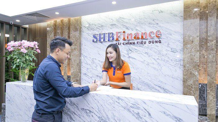 Vay tiền theo bảo hiểm nhân thọ tại Shb finance