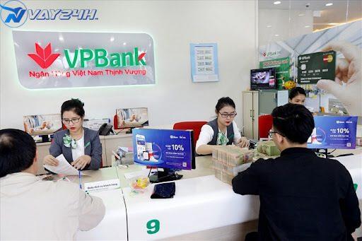 Vay tín chấp bằng giấy phép kinh doanh tại vpbank