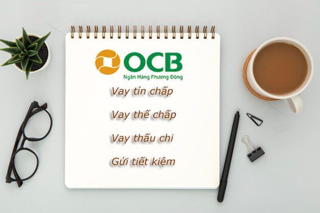 Các hình thức vay tín chấp OCB