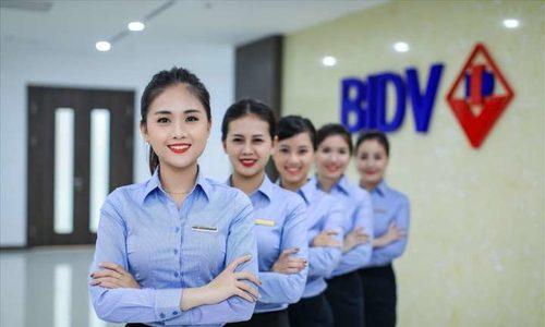 Lãi suất vay tín chấp ngân hàng BIDV