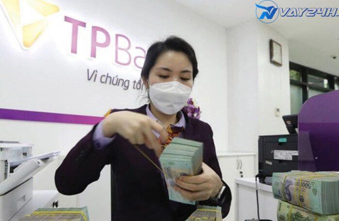 Lãi suất vay tín chấp TPbank