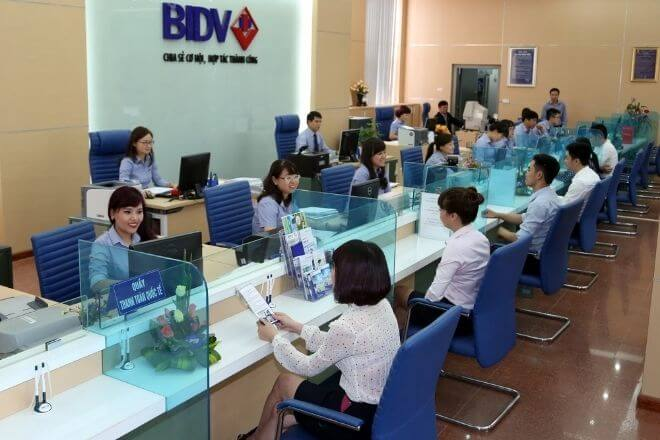 Quy trình đăng ký vay tín chấp BIDV