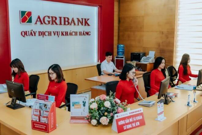 Quy trình khi vay tín chấp ngân hàng Agribank