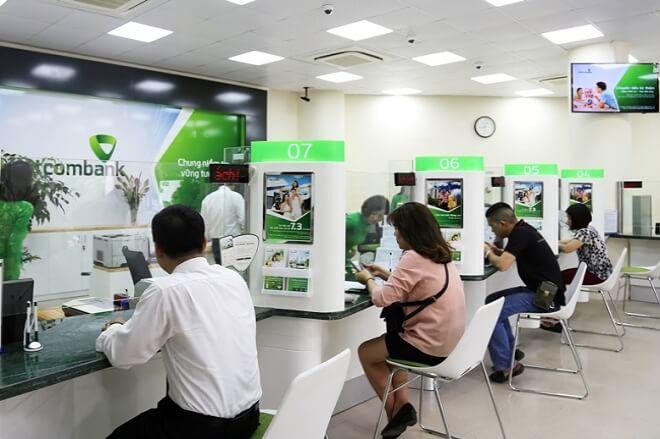 Quy trình vay tín chấp ngân hàng Vietcombank