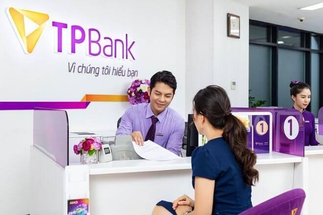 Quy trình vay tín chấp TPBank