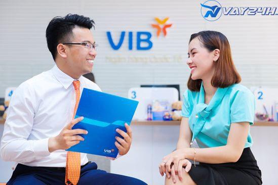 Quy trình vay tín chấp ngân hàng VIB