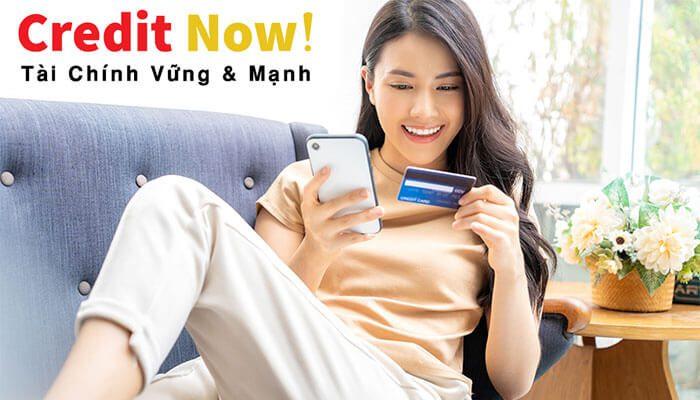 Thông tin sản phẩm dịch vụ vay tiền tại Credit Now