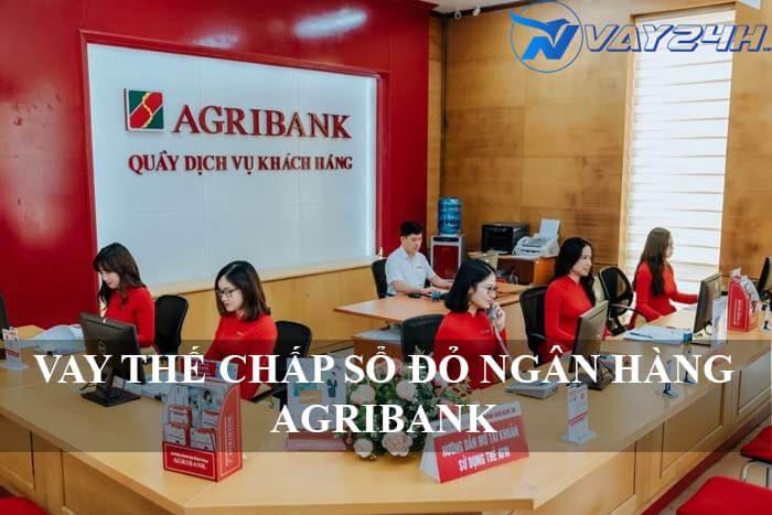 Vay thế chấp sổ đỏ ngân hàng Agribank là gì