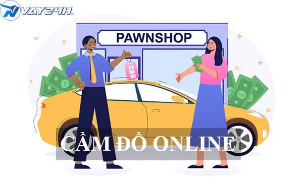 Cầm đồ online nhanh