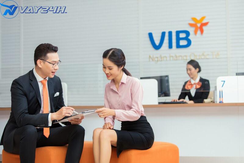 Sản phẩm vay thế chấp ngân hàng VIB